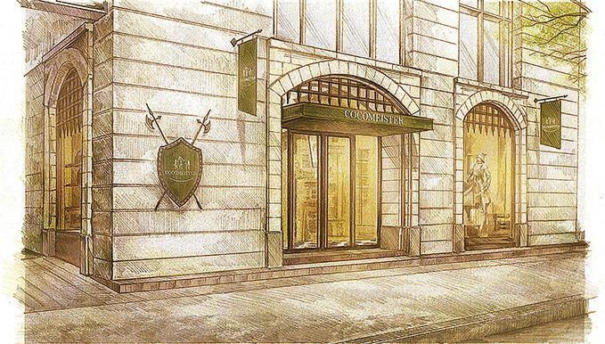 【ココマイスター】神戸店が旧居留地のオリエンタルホテルに移転してリニューアルオープン!