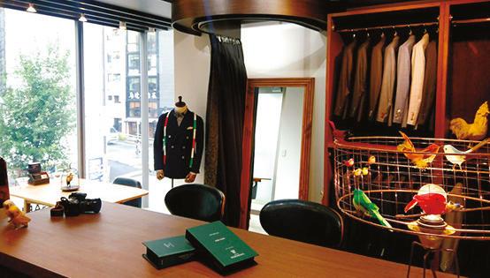 スーツのオーダーメイド店「タガル」が今度は恵比寿に新店をオープン
