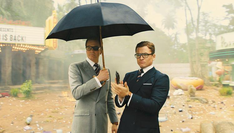 サヴィル・ロウの高級テーラーが暴れ回るスパイアクション映画がスケールアップ! 『キングスマン:ゴールデン・サークル』