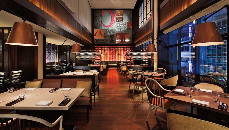 銀座・並木通りを見下ろすテラス付きレストランも!【ハイアット セントリック 銀座 東京】