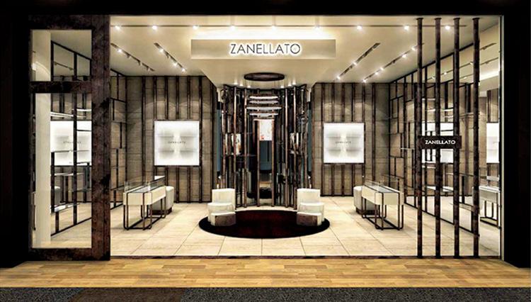 東京ミッドタウンにザネラートの旗艦店が誕生。エクスクルーシブな特典も要チェック!