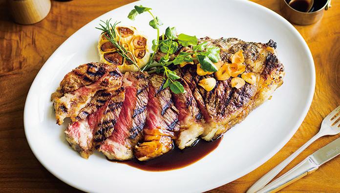 新しくなるアンダーズ東京のメインダイニングは熟成肉などのグリル料理が美味