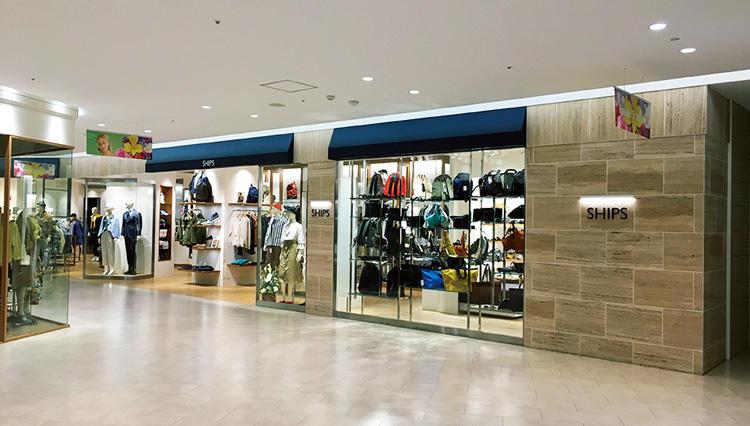 新静岡駅直結の新静岡セノバ2階にシップスの新店がオープン【ひと言ニュース】