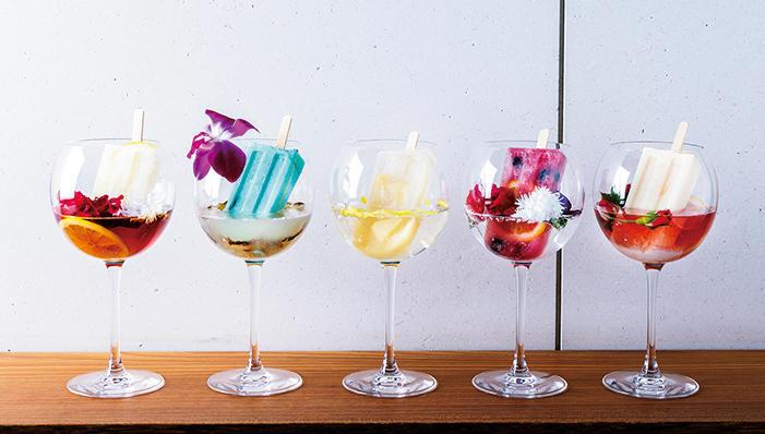 アンダーズ 東京でアイスバーを浸して楽しむ夏限定カクテルが人気【ひと言ニュース】