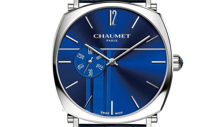エレガントな紳士の時計、その名も「ダンディ」。新作はブルーが美しい【ひと言ニュース】