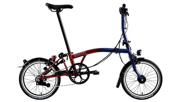 英国発折り畳み式自転車ブロンプトンに美しい限定モデルが登場【ひと言ニュース】