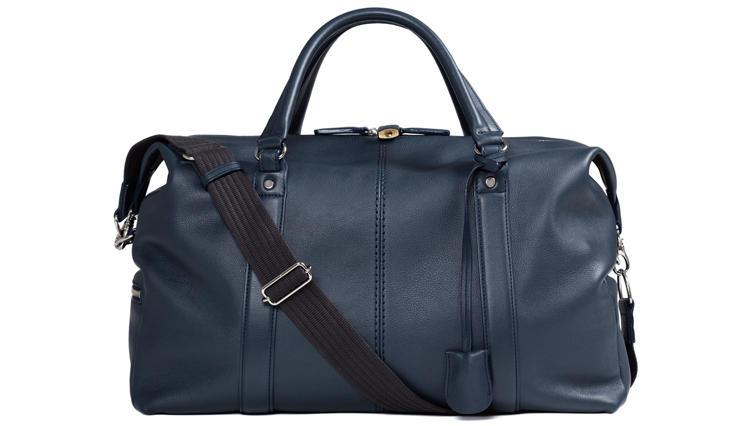 土屋鞄の防水ボストンなら、出張でも旅行でも活躍しそう!【ひと言ニュース】