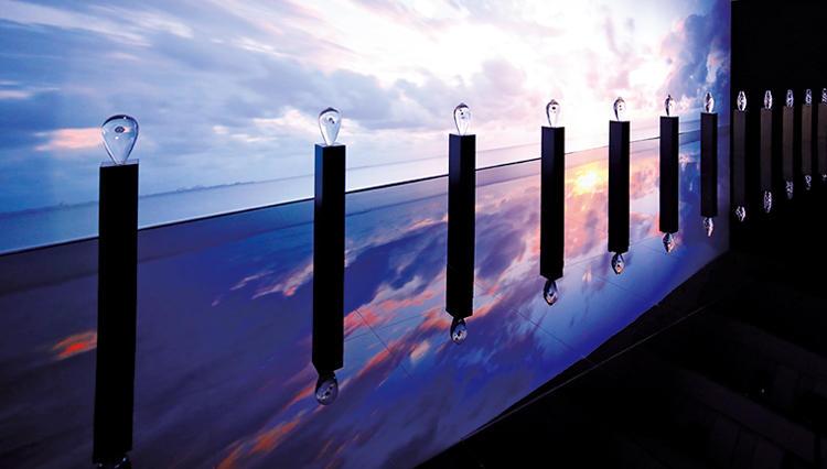 ミラノから凱旋! グランドセイコー「THE FLOW OF TIME」東京展が始まる
