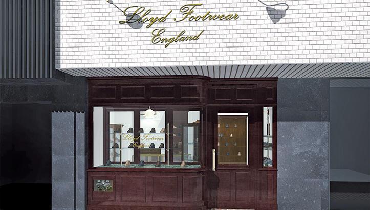 銀座のみだった「ロイドフットウェア」の店舗がついに大阪に誕生!【ひと言ニュース】