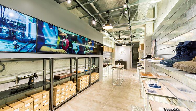 ムーンスター、創業145年で初となる旗艦店が銀座に誕生!【ひと言ニュース】