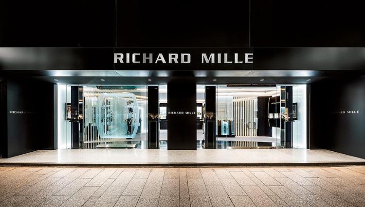 リシャール・ミル、日本最大の売場面積の新ブティックが銀座・並木通りに移転オープン【ひと言ニュース】