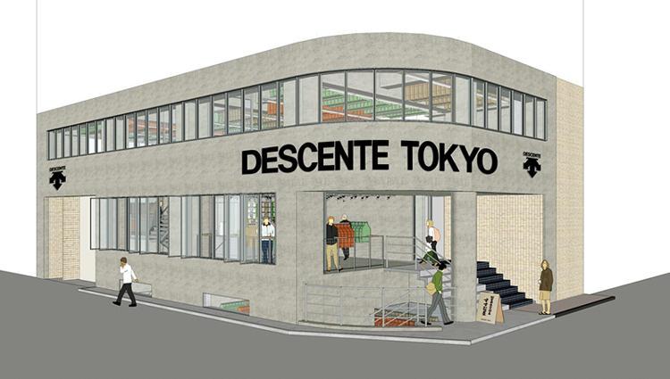 最大規模で新展開! デサントの旗艦店が渋谷にオープン【ひと言ニュース】