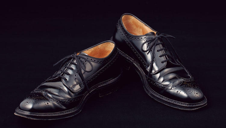 """履き込んでわかった名靴の真価、私の""""思い出""""チャーチ"""