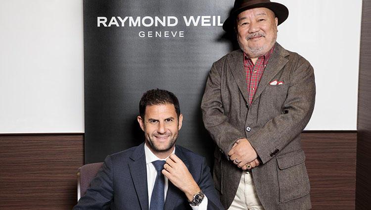 デヴィッド・ボウイ、ビートルズとのコラボで知られるスイス高級時計「レイモンド・ウェイル」CEOインタビュー