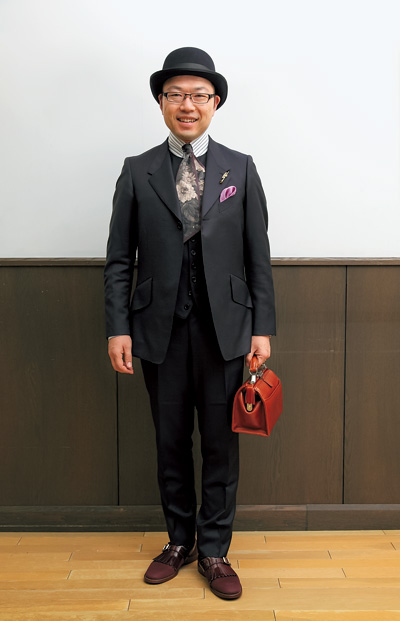 高橋秀毅さん