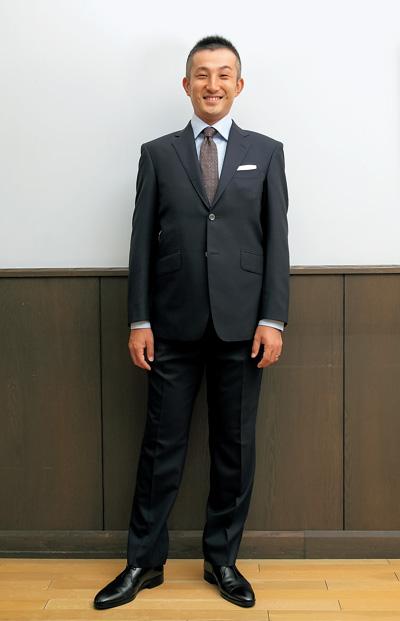 奥山篤夫さん