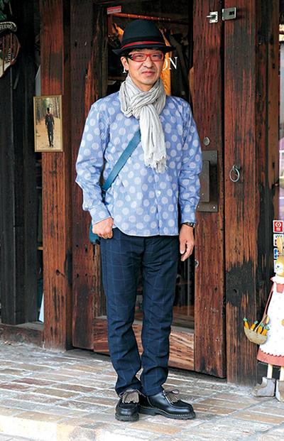 芳田茂良さん