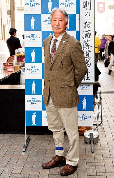 井塚トーマスさん