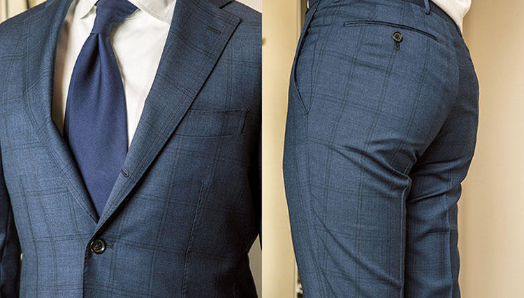 リングヂャケット マイスター青山店で店長に聞いた『これだけはチェックしたい、店頭での賢いスーツ選び 』