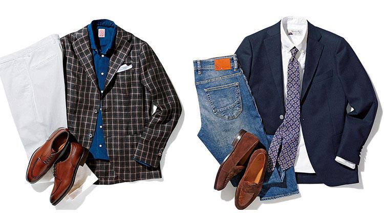 「土日の服が分からない」定番アイテムの王道コーデ4選