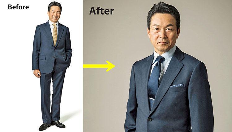 パーソナルスタイリスト政近さんが4人の企業人をファッションレスキュー(vol.2)
