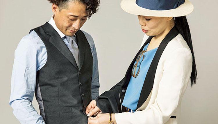 パーソナルスタイリスト政近さんが4人の企業人をファッションレスキュー(vol.3)