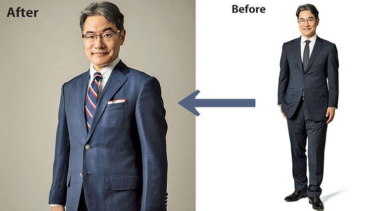 パーソナルスタイリスト政近さんが4人の企業人をファッションレスキュー(vol.4)