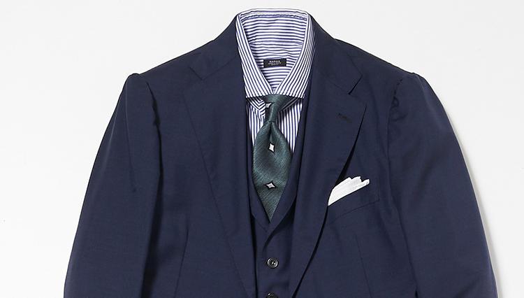 「きちんと、かつエレガントに」見えるスーツとは?【スーツの着回し1週間チャレンジ!/BEAMS編②】