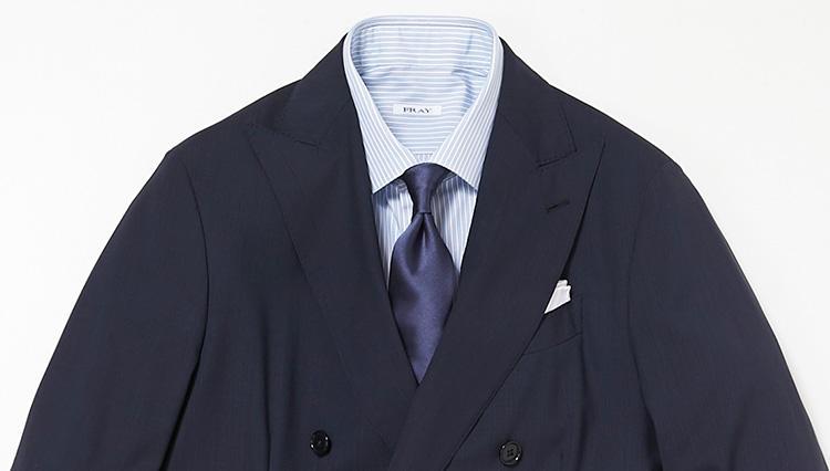 機能派パッカブルスーツを「きちんと」見せるコツは?【スーツの着回し1週間チャレンジ!/ストラスブルゴ編#4】