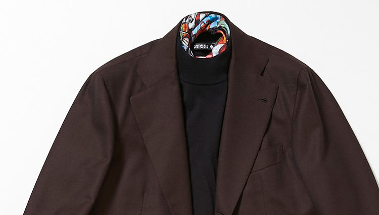 セットアップのスーツも、ジャケット単体で活用すればこんなに印象激変!【スーツの着回し1週間チャレンジ!/イセタンメンズ編#5】