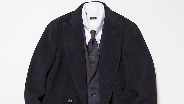 こんなスーツなら、長時間の会議もノーストレス!【スーツの着回し1週間チャレンジ!/ラ ガゼッタ 1987編#1】