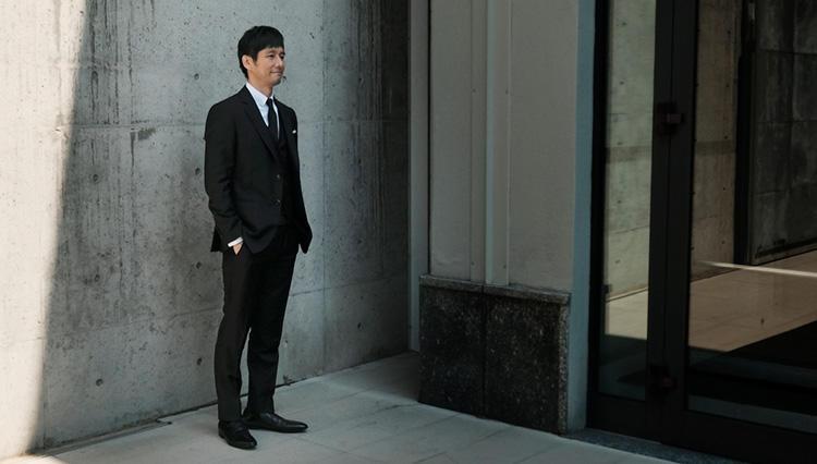 【スペシャル動画】俳優・西島秀俊さんが語る、ジョルジオ アルマーニの魅力とは?