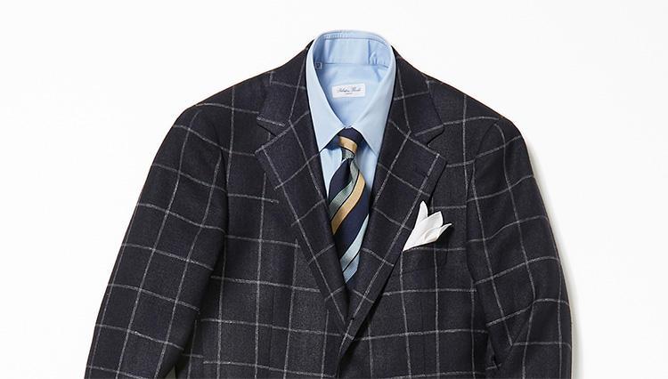 スーツのパンツを、単品使いするテクニックとは?【スーツの着回し1週間チャレンジ!/ユナイテッドアローズ編#4】