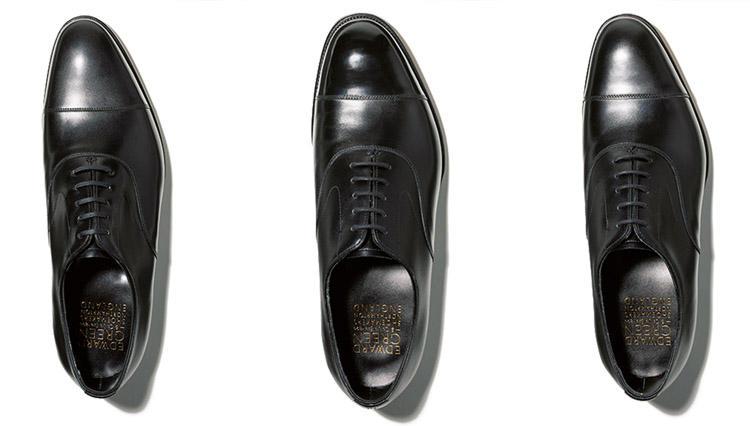 エドワード グリーンの名作靴3足、見ただけで違いを答えられる?