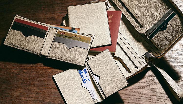 「セパレート財布」なら、まとめて←→バラして持ち方自在!【2019春財布名鑑 #3】