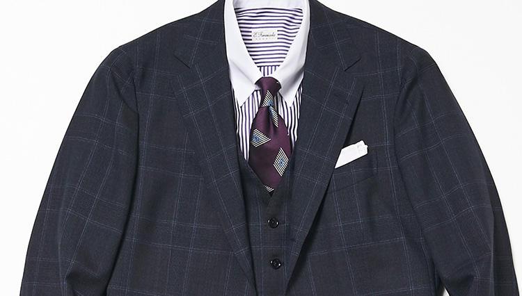 「スリーピース」が1着あると、何故ビジネスに役立つのか?【スーツの着回し1週間チャレンジ!/ビームス編#1】