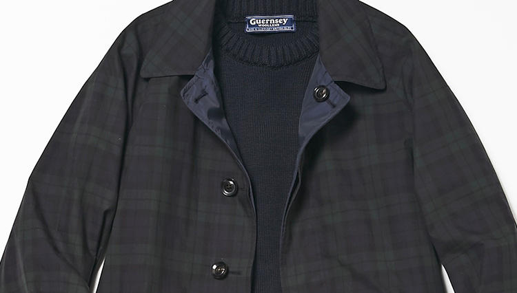 リバーシブルのコートって、実はこんなに使える!【スーツの着回し1週間チャレンジ!/ビームス編#6】