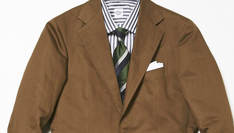今や必修科目!「◯◯◯◯スーツ」は一人一着の時代へ【スーツの着回し1週間チャレンジ!/ビームス編#2】