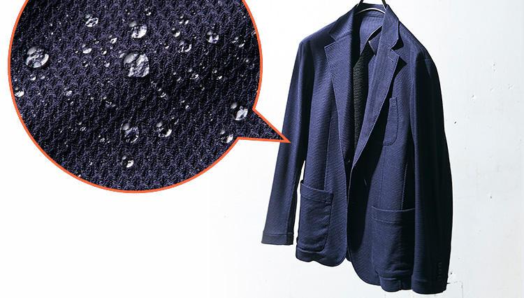 【機能×汎用性】夏のビジネススタイルが快適になる! タカシマヤの「洗えるシルク」セットアップとは?
