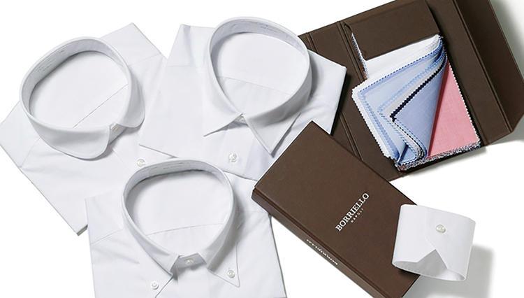 既製品と変わらぬ価格で作れる!エリオポールメンズ銀座のパターンオーダーシャツ