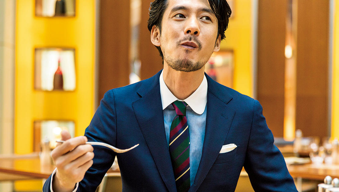 【美食と新服 #3】昭和世代なら、いつだって心躍る味(=テイスト)