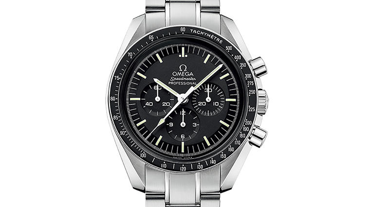 宇宙飛行士がミッションに携行した腕時計といえば「オメガ」。そして、もう一本…