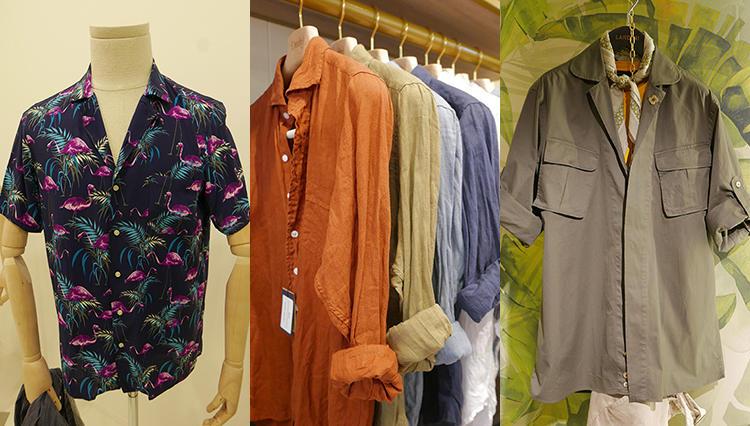 「真夏に映えるシャツ」の3大キーワードは……!?【Pitti 94 Report ♯04】