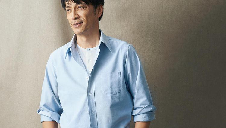 休日のシャツは、Tシャツinでサラリと羽織るのが今どきの正解スタイル!
