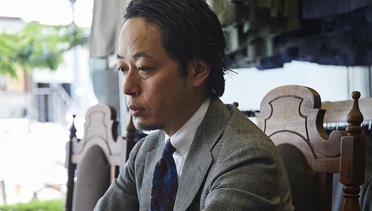 【ファッション履歴書】リングヂャケット クリエイティブ DIV. マネージャー 奥野剛史さんの場合/前編