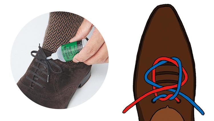 革靴にも使える! 手早く結べてほどけにくい「アスリート結び」を覚えよう