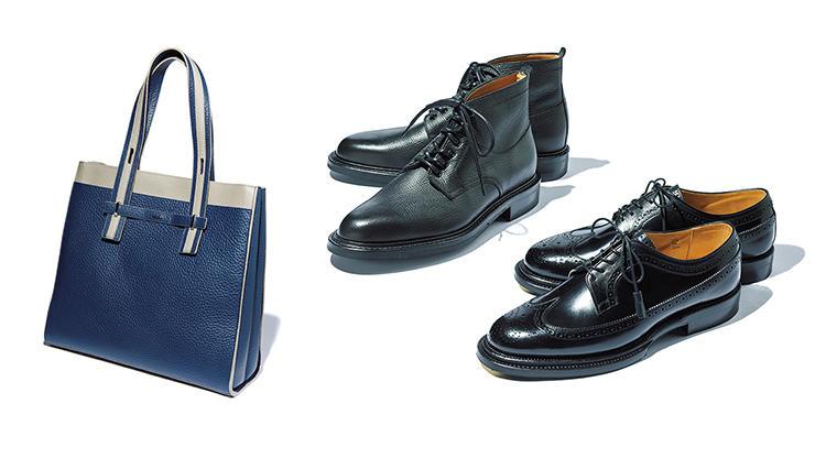 この秋、ビジカジに使える靴&鞄はどう選べばいい?