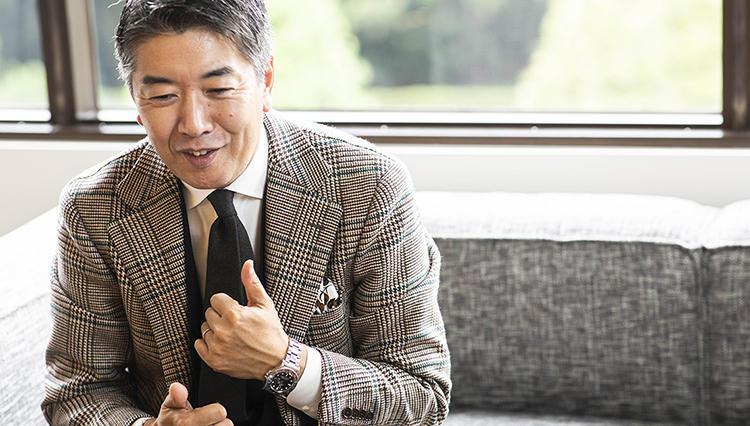 【ファッション履歴書】ザ ソブリンハウス ブランドディレクター 太田裕康さんの場合/後編