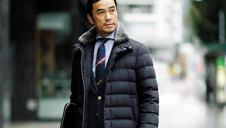 ジャケパン通勤が多い人は「ミドル丈のダウンコート」を選ぼう