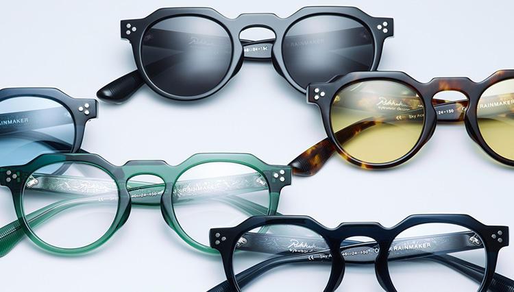 休日の顔をお洒落に変える!「ROKKAKU EYEWEAR DESIGN」のメガネ、知っていますかー?【貴方に似合うメガネ教えます#1】